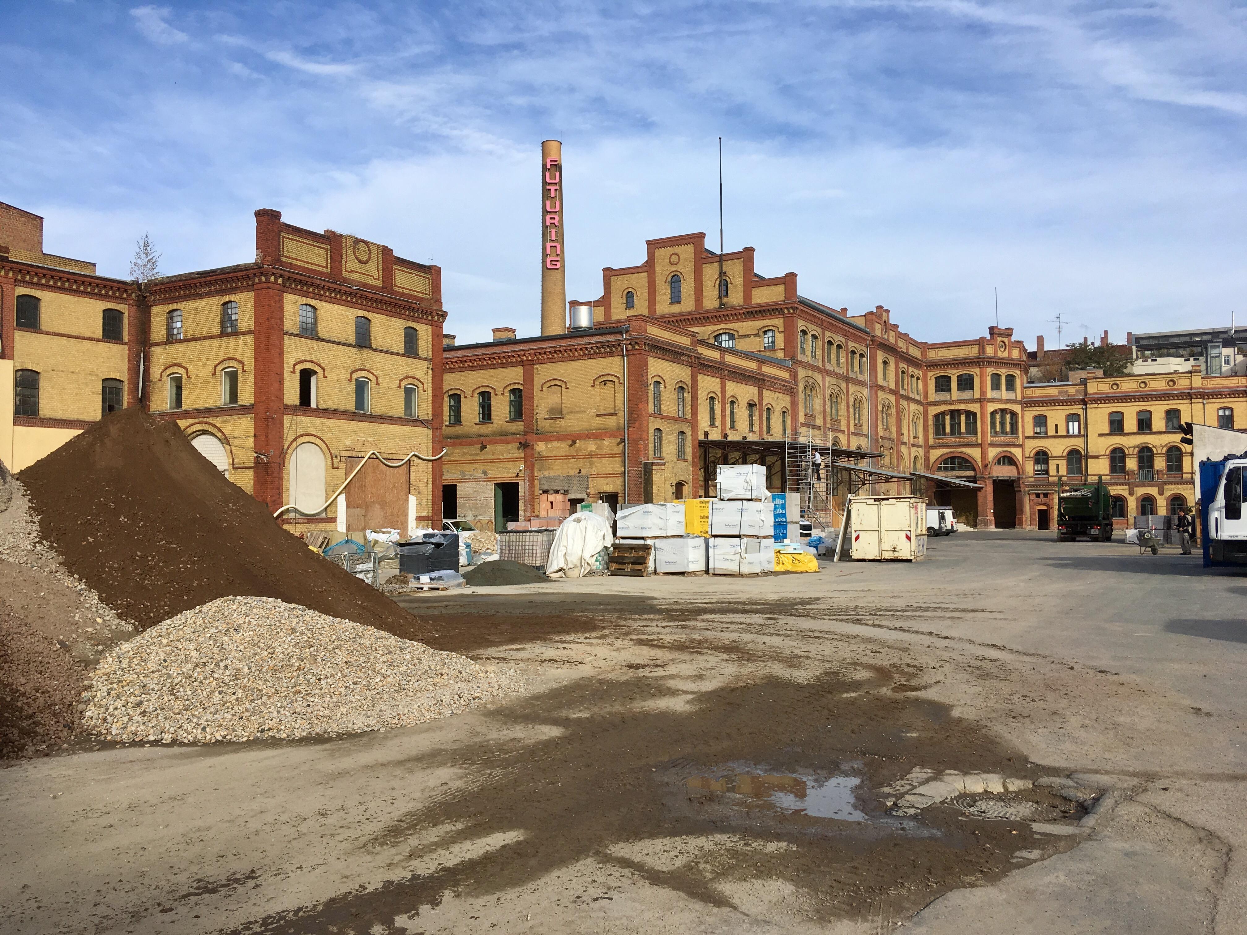Bötzow Brauerei